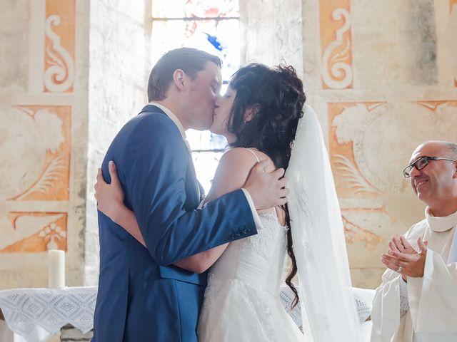 Le mariage de Jorrit et Samara à Brives, Indre 36