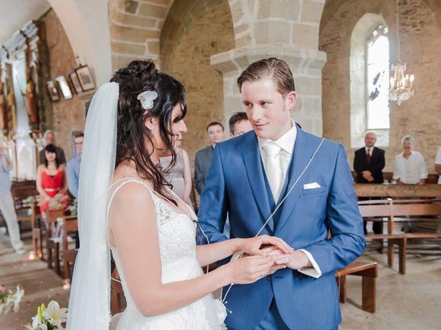 Le mariage de Jorrit et Samara à Brives, Indre 37
