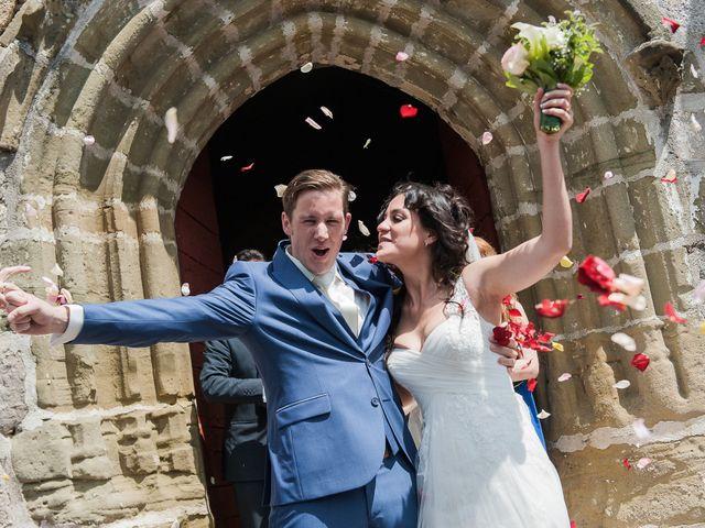 Le mariage de Jorrit et Samara à Brives, Indre 39