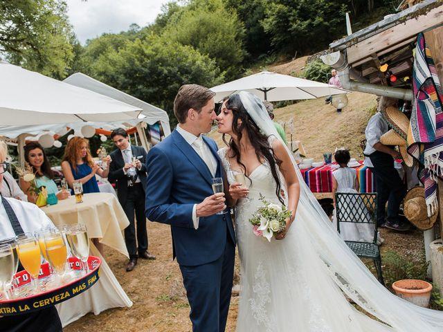 Le mariage de Jorrit et Samara à Brives, Indre 43