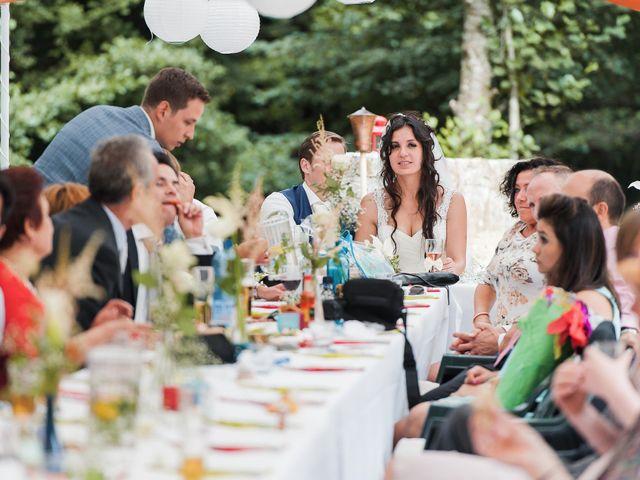 Le mariage de Jorrit et Samara à Brives, Indre 61