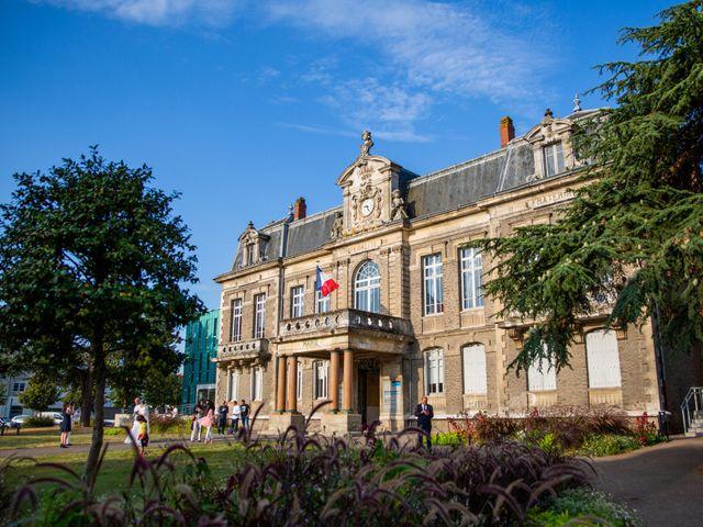 Le mariage de Alexandre et Charlotte à Nantes, Loire Atlantique 1
