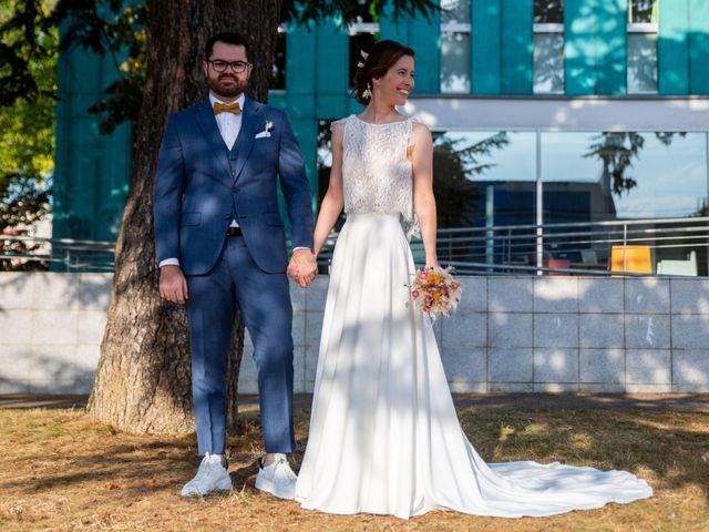 Le mariage de Alexandre et Charlotte à Nantes, Loire Atlantique 8