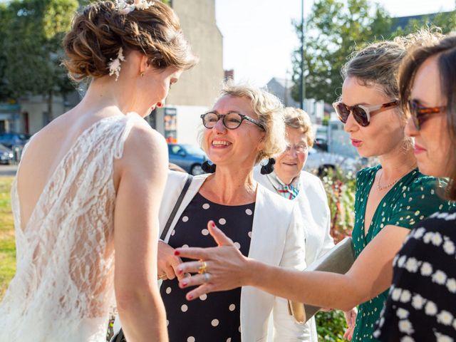 Le mariage de Alexandre et Charlotte à Nantes, Loire Atlantique 21