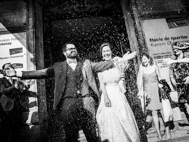 Le mariage de Alexandre et Charlotte à Nantes, Loire Atlantique 32