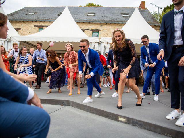 Le mariage de Alexandre et Charlotte à Nantes, Loire Atlantique 56