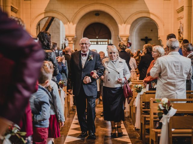 Le mariage de Maxence et Fanny à Wargnies-le-Grand, Nord 77