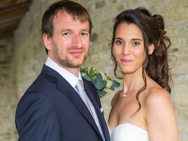 Le mariage de Nicolas et Émilie à Saint-Jean-d'Angély, Charente Maritime 54