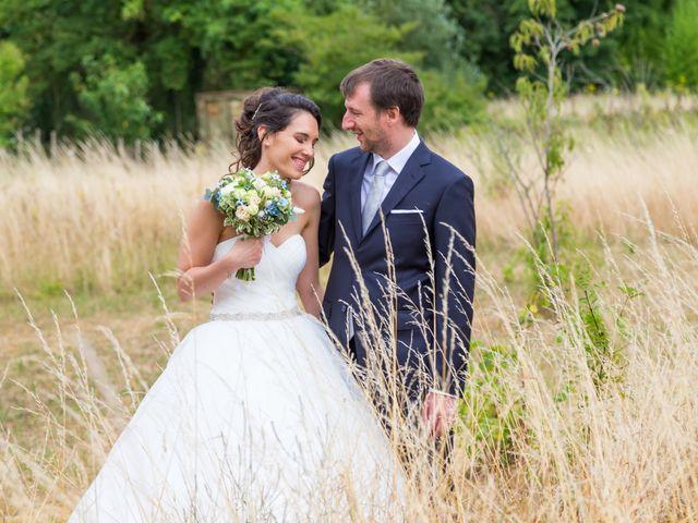 Le mariage de Émilie et Nicolas
