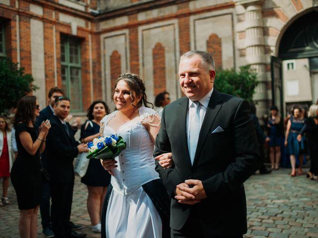 Le mariage de Henrik et Maureen à Chartres, Eure-et-Loir 2