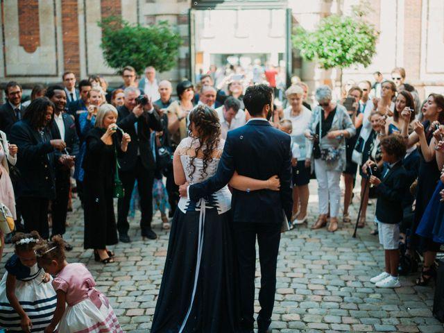 Le mariage de Henrik et Maureen à Chartres, Eure-et-Loir 5