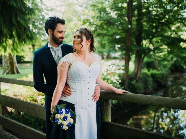 Le mariage de Henrik et Maureen à Chartres, Eure-et-Loir 12