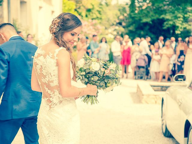 Le mariage de Stéphan et Mégane à Quissac, Gard 28