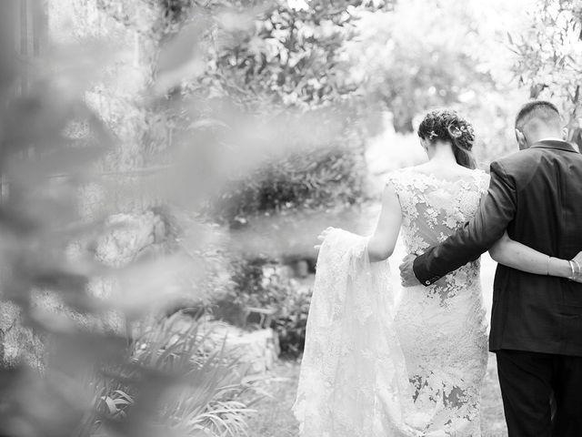 Le mariage de Stéphan et Mégane à Quissac, Gard 33