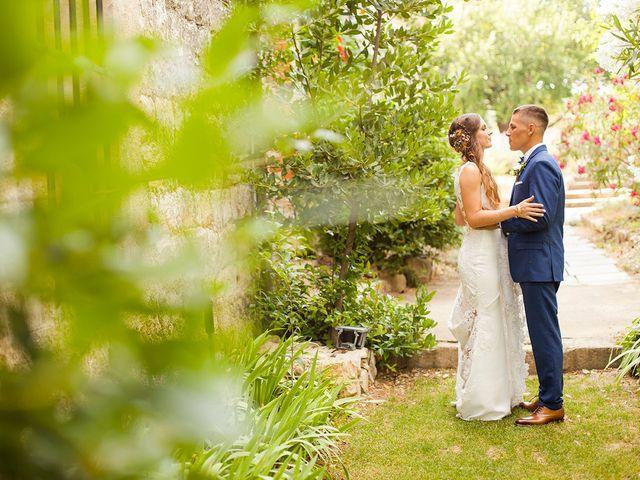 Le mariage de Stéphan et Mégane à Quissac, Gard 34