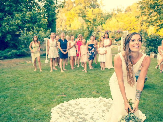 Le mariage de Stéphan et Mégane à Quissac, Gard 44