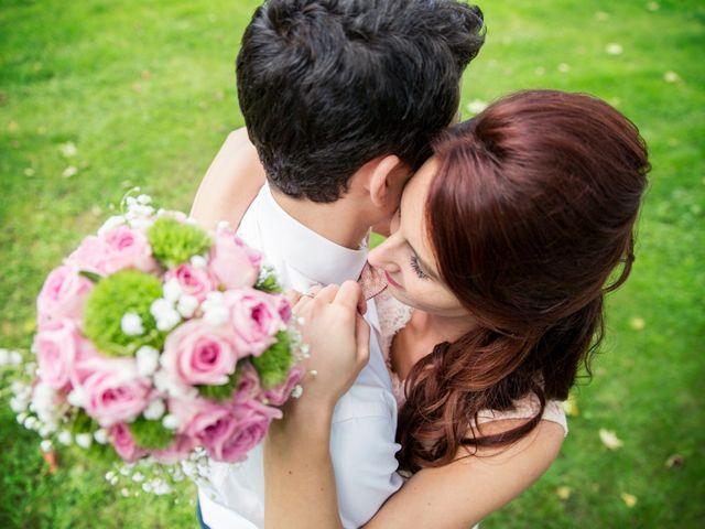 Le mariage de Clémence et Simon