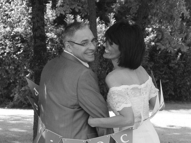 Le mariage de Muriel et Jean-Claude