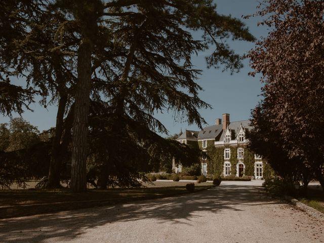 Le mariage de David et Cara à Angers, Maine et Loire 1