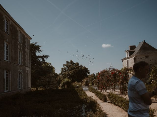 Le mariage de David et Cara à Angers, Maine et Loire 2
