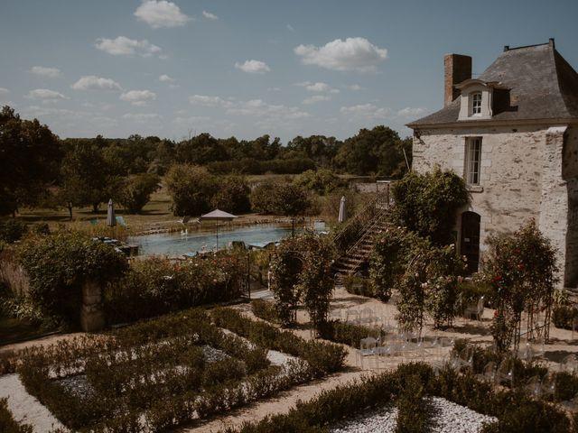 Le mariage de David et Cara à Angers, Maine et Loire 5