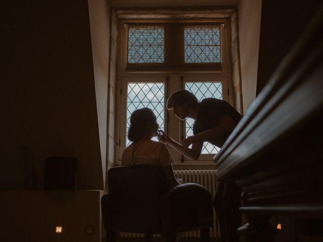 Le mariage de David et Cara à Angers, Maine et Loire 13