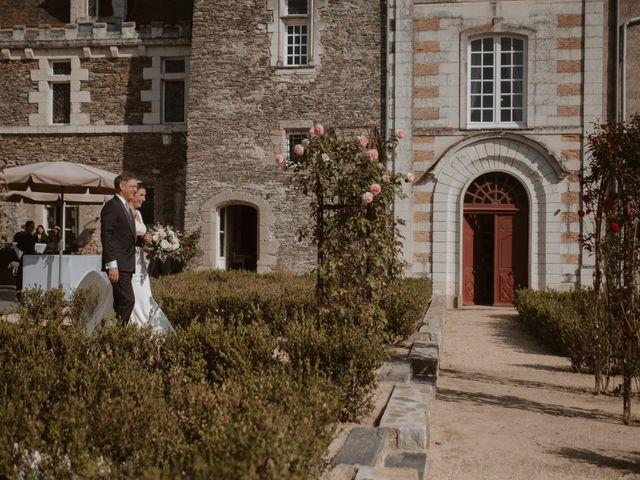 Le mariage de David et Cara à Angers, Maine et Loire 28