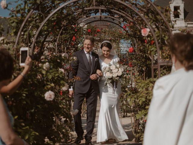 Le mariage de David et Cara à Angers, Maine et Loire 29