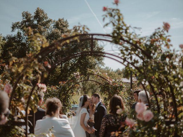 Le mariage de David et Cara à Angers, Maine et Loire 36