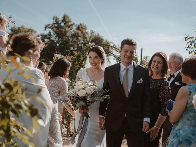 Le mariage de David et Cara à Angers, Maine et Loire 37