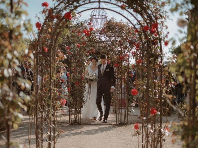Le mariage de David et Cara à Angers, Maine et Loire 38