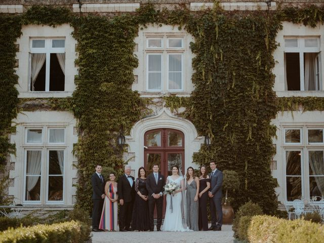 Le mariage de David et Cara à Angers, Maine et Loire 41