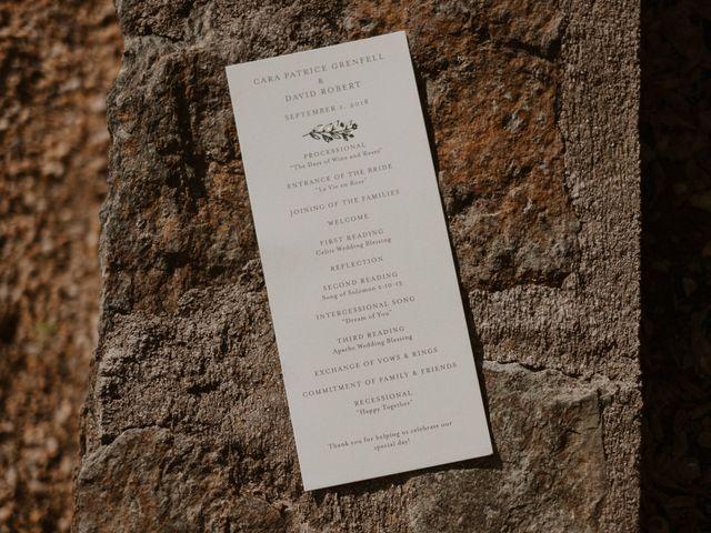 Le mariage de David et Cara à Angers, Maine et Loire 54