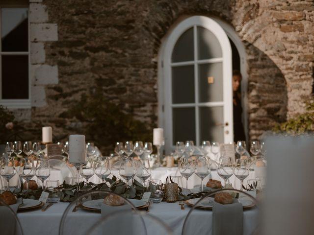 Le mariage de David et Cara à Angers, Maine et Loire 58