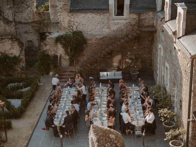 Le mariage de David et Cara à Angers, Maine et Loire 65