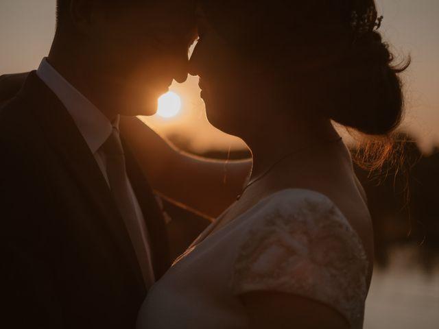 Le mariage de David et Cara à Angers, Maine et Loire 73