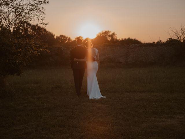 Le mariage de David et Cara à Angers, Maine et Loire 75