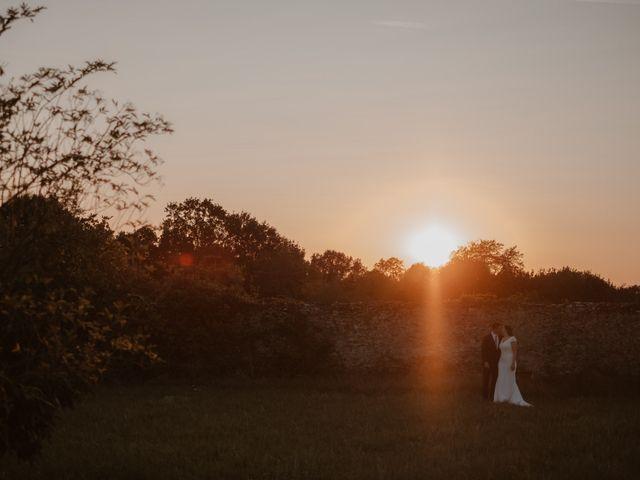 Le mariage de David et Cara à Angers, Maine et Loire 76