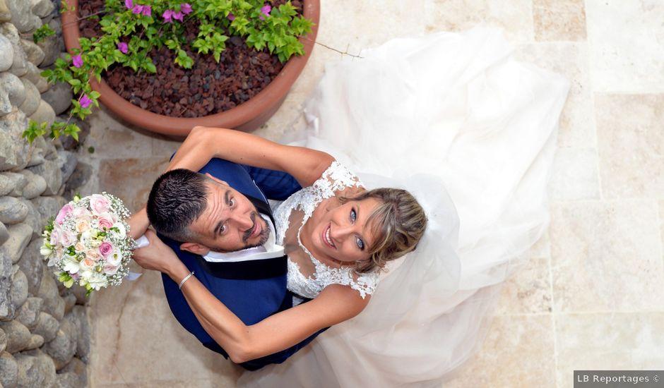 Le mariage de Aurélien et Caroline à Nice, Alpes-Maritimes