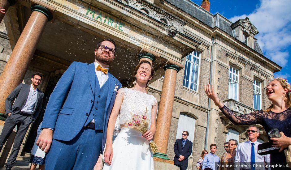 Le mariage de Alexandre et Charlotte à Nantes, Loire Atlantique