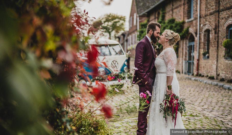 Le mariage de Maxence et Fanny à Wargnies-le-Grand, Nord