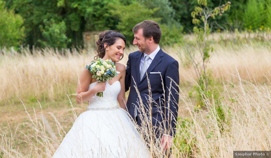 Le mariage de Nicolas et Émilie à Saint-Jean-d'Angély, Charente Maritime