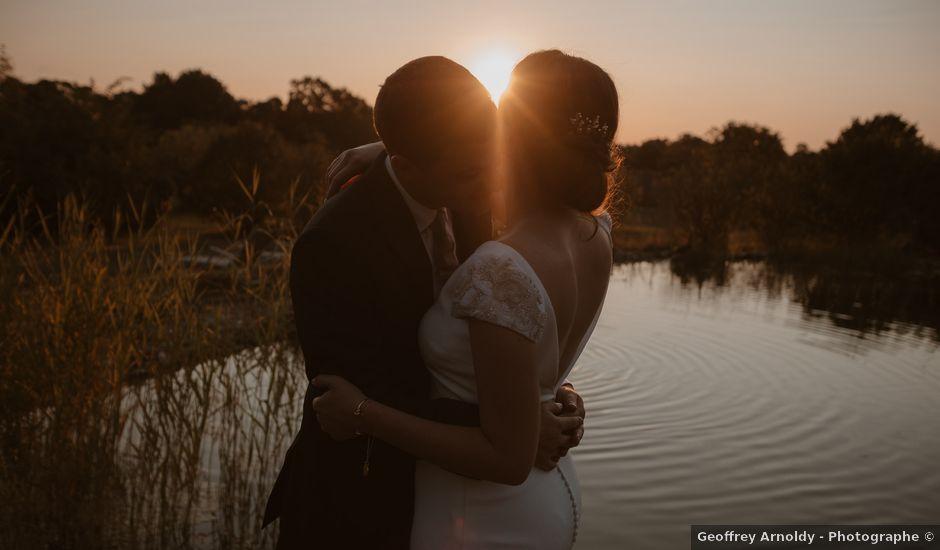 Le mariage de David et Cara à Angers, Maine et Loire
