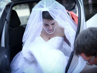 Le mariage de Astrid et Marc 1