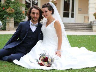 Le mariage de Olivia et Sylvain