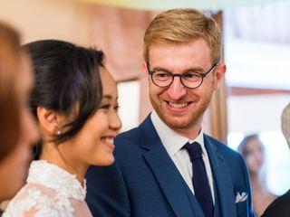 Le mariage de Trang et Fabien 3