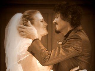 Le mariage de Laety et David