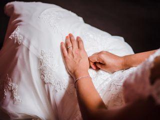 Le mariage de Cynthia et Thomas 1