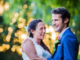 Le mariage de Cynthia et Thomas