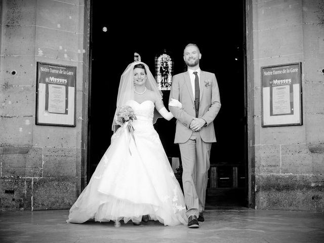 Le mariage de Astrid et Marc